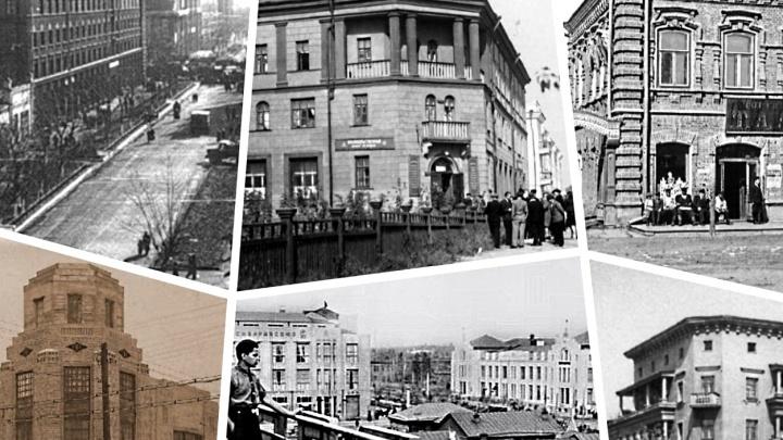 Как всё изменилось: угадайте, где в Новосибирске сделаны эти старые снимки (сложный тест от НГС)