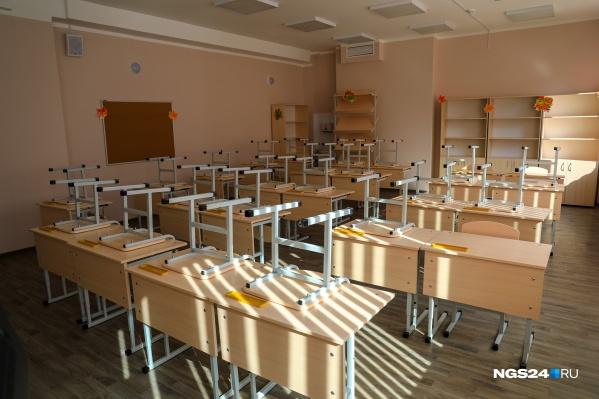 Документы на две из восьми школ уже готовы
