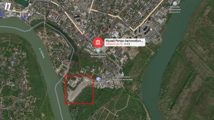 В Краснодаре появится первая площадка для фестивалей. Но не всё так гладко