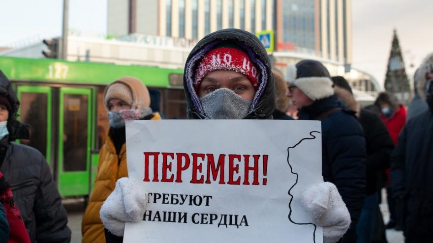Психологи будут работать с тюменскими школьниками, задержанными на митинге в поддержку Навального