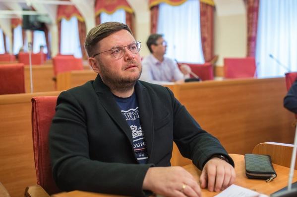 Романа Фомичева задержали в Ярославле 2 апреля
