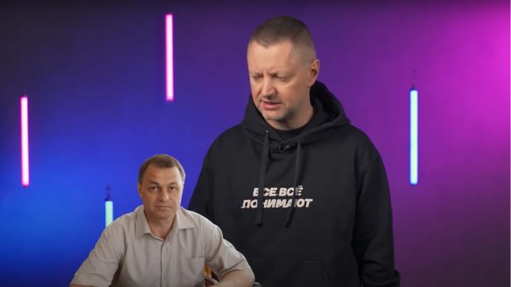 «Получилось крипово»: журналист Алексей Пивоваров оценил космический танец чиновников Коряжмы