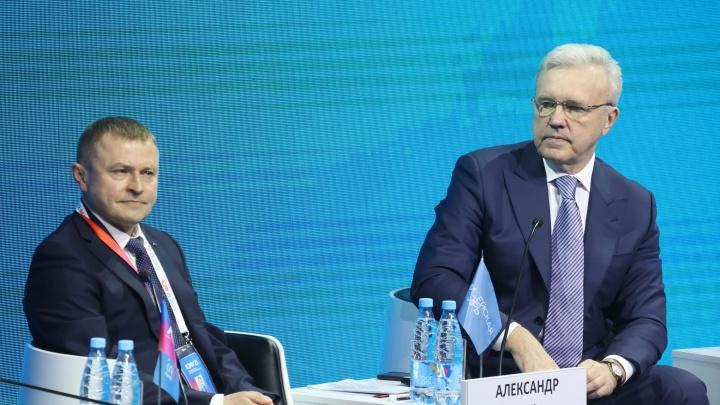 «Только ожидается»: в администрации президента прокомментировали информацию о встрече Усса и Путина
