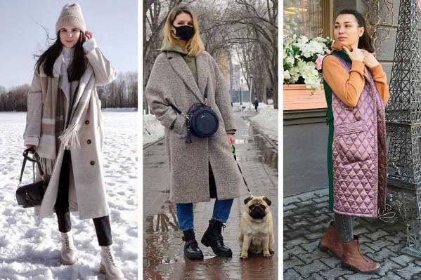 А вы уж спрятали поглубже в шкаф теплые куртки? Или всё еще не сменили зимний гардероб на летний?