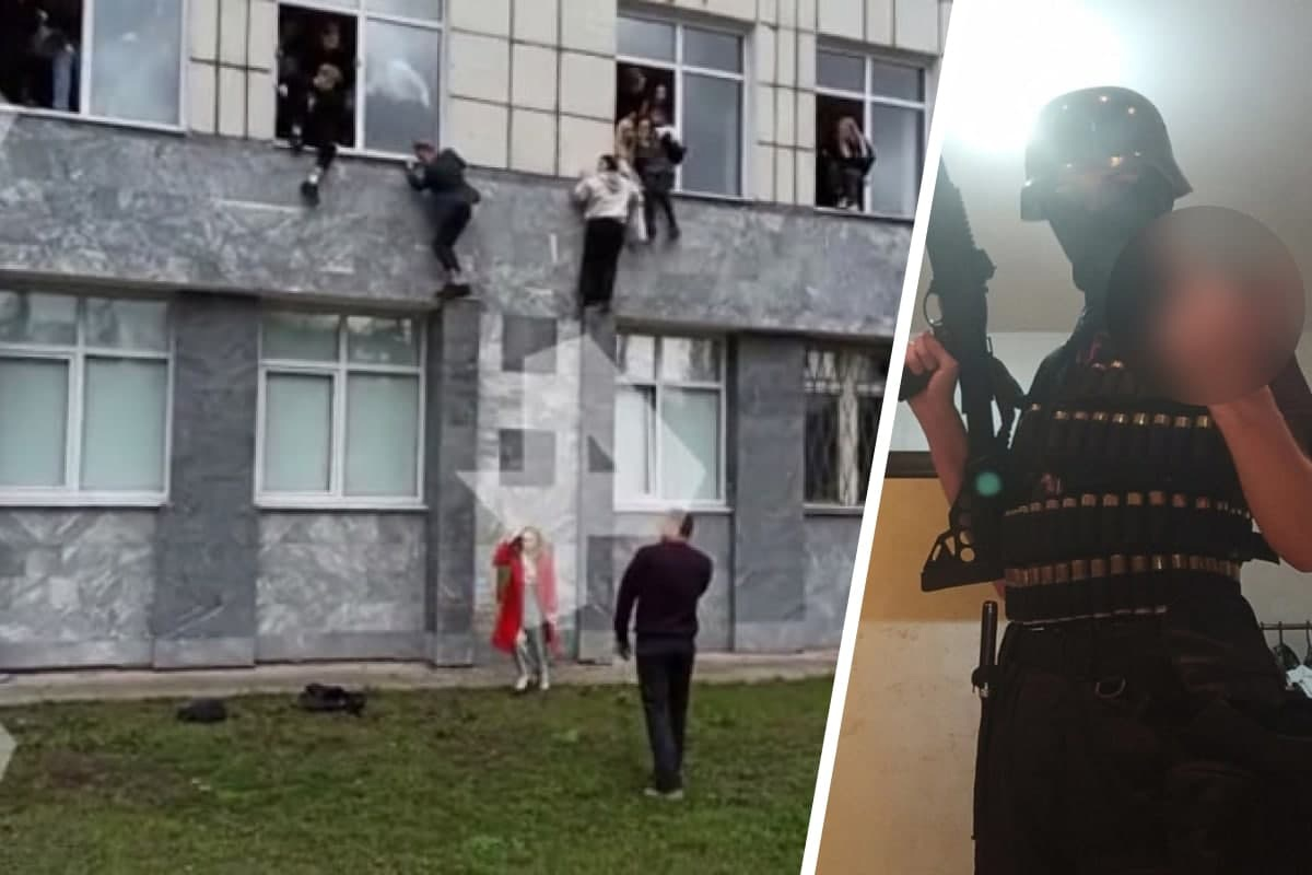 Самое недавнее нападение на учебное заведение произошло на этой неделе в Перми — погибли шесть человек, десятки пострадали
