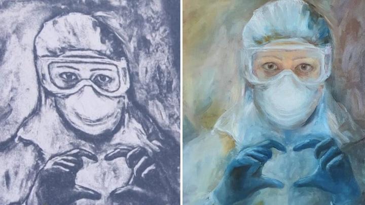 «Не памятник, а насмешка»: ярославцы раскритиковали мемориал врачам и медсестрам, погибшим от COVID-19