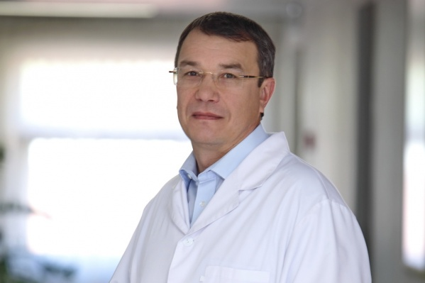 Олег Шиловских — генеральный директор Екатеринбургского центра МНТК «Микрохирургия глаза», главный офтальмолог Свердловской области