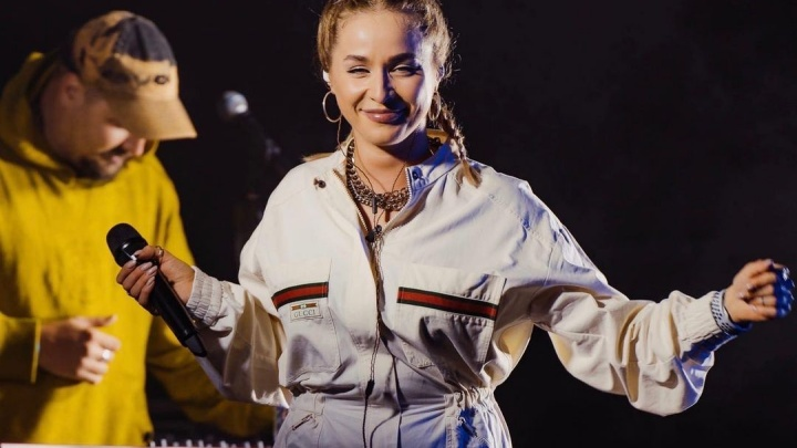 Солистка Cream Soda номинирована на титул лучшей исполнительницы в 2021 году