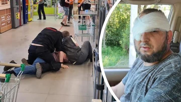 «Попросил надеть маску»: в Ярославле посетитель магазина открыл стрельбу после замечания охранника