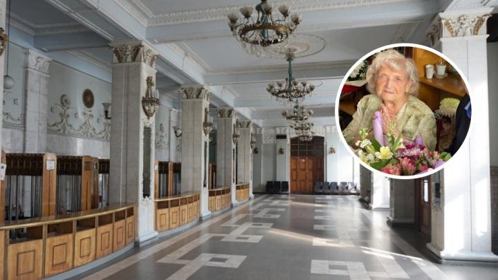 В Омске умерла первый директор ДК Баранова