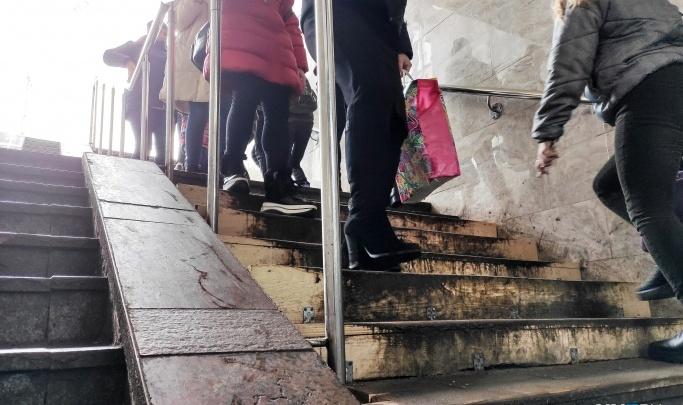 Канавинские подземки будут ремонтировать «по мере выделения средств»