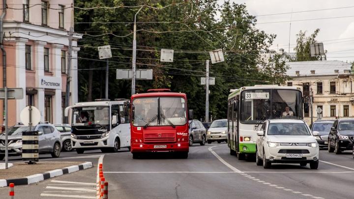 «Это не для пассажиров»: колонка ярославца о новой транспортной схеме