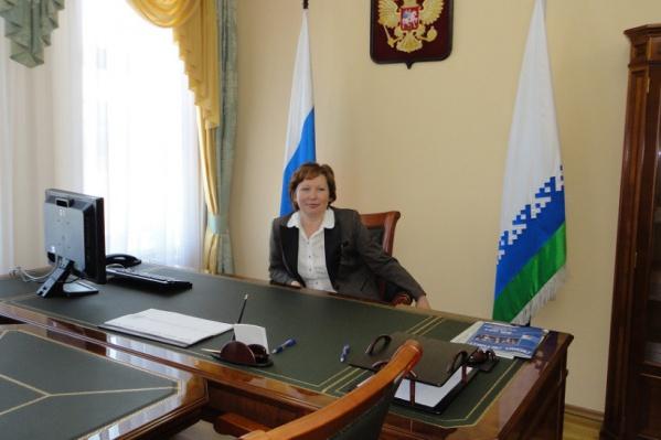 После правительства Поморья Вера Лычева работала в банковской сфере