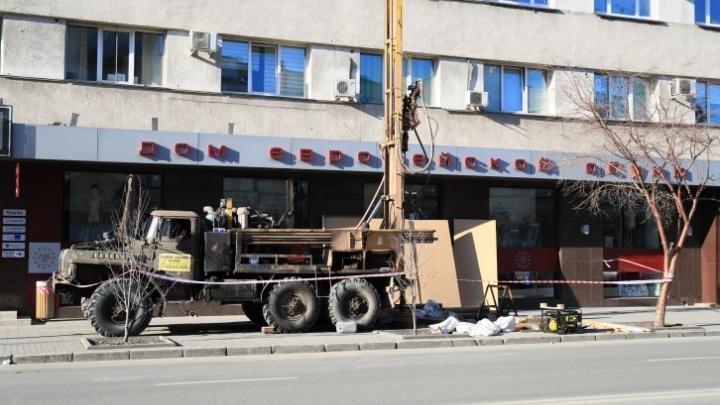 Проектировщик красноярского метро обратился в суд из-за долга перед ним в 230 млн рублей