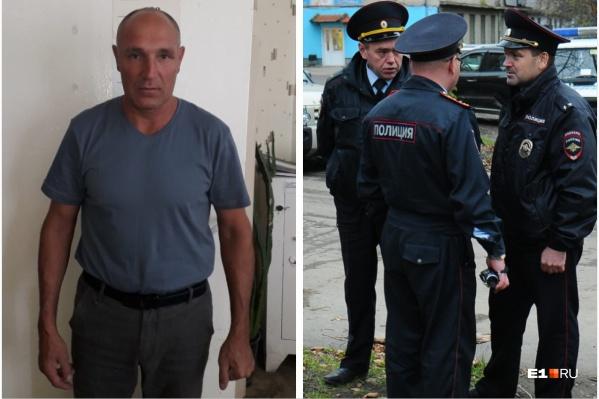 Фангат Вакказов был замечен в Екатеринбурге 18 июля