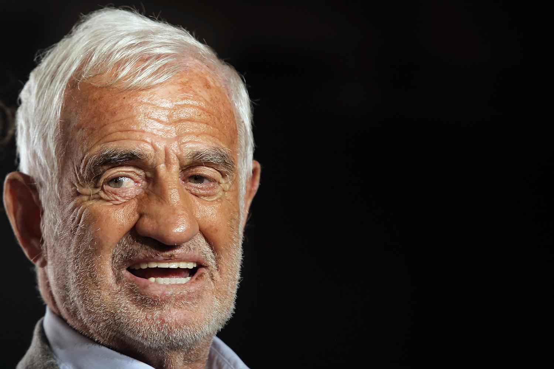 Актер Жан-Поль Бельмондо умер в возрасте 88 лет