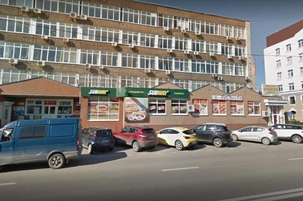 Компания «Севертранссервис» раньше находилась на улице Герцена. Сейчас организация закрыта