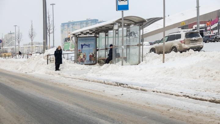 В Самаре отложили обустройство умных остановок