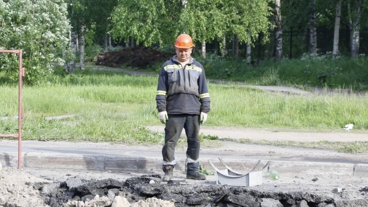 Вновь обновлен график подключения горячей воды в Архангельске: актуальная карта