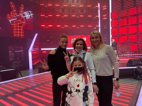 «Она просто уникальная»: в шоу «Голос» приняла участие 8-летняя девочка из Тюмени