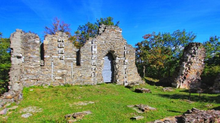 В Сочи открыли для посещения Византийский храм XI века