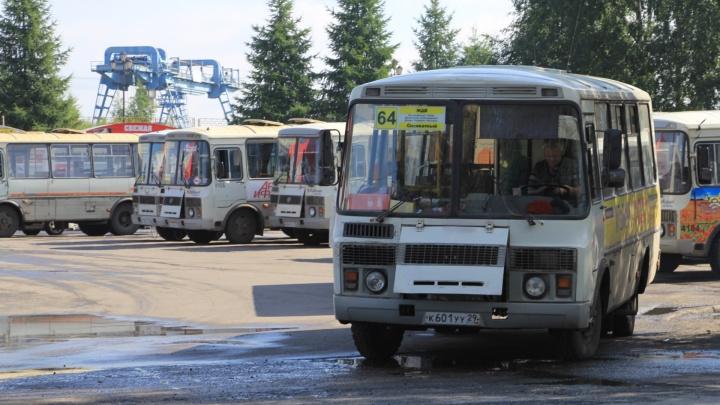 Четыре автобусных маршрута в Архангельске поменяют схему движения. Они будут ездить до «Норд Экспо»