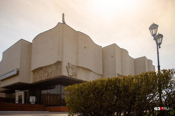 """Здание, где располагается музей, построили <nobr class=""""_"""">в 80-е годы</nobr> прошлого века"""
