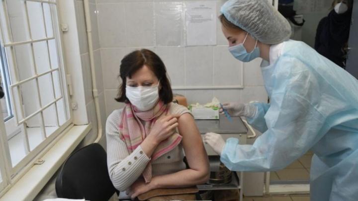 В Самарскую область привезут еще 130 тысяч доз вакцины от COVID-19