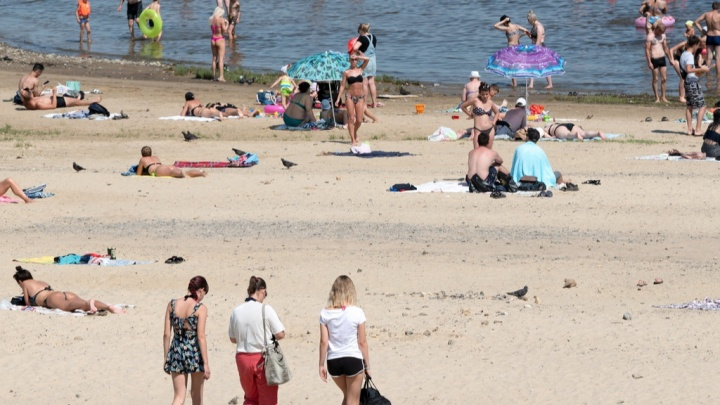 Дубль два: в Волжском снова попытаются открыть купальный сезон