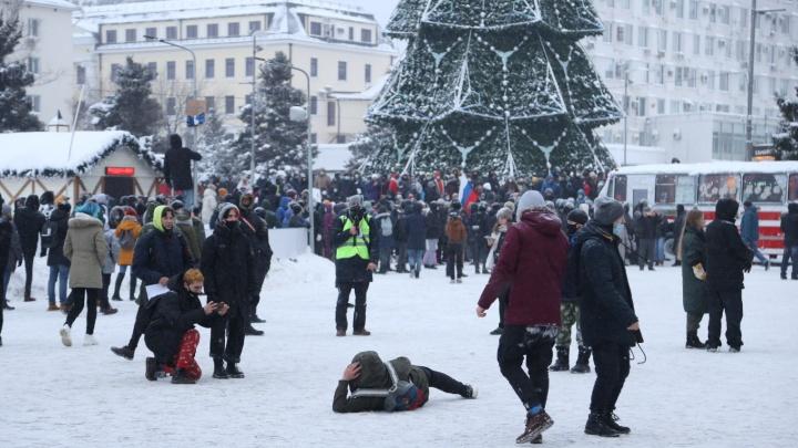 В Самарской области хотят оградить детей от участия в незаконных митингах