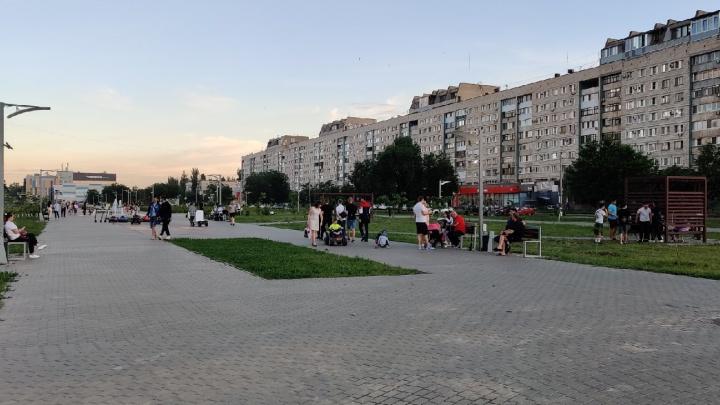 «Новый парк стал отхожим местом»: чиновники Волгограда сочли негарантийными разрушения в парке «Юбилейный»