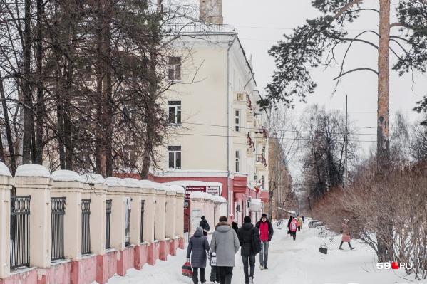 Дома будут ремонтировать на улице Большевистской