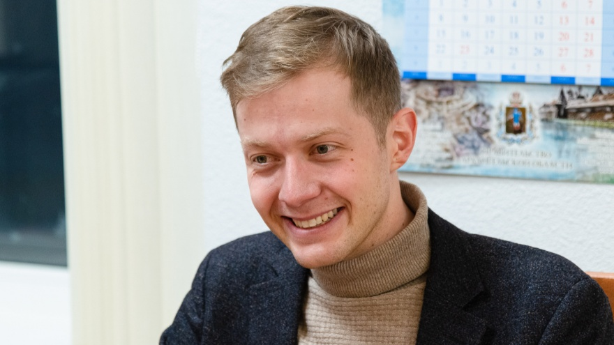 Был хирургом на Новой Земле: молодой руководитель Минздрава— кто он такой? Первое интервью на 29.RU