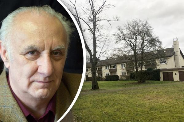 В таком доме в Германии живет автор колонки — бывший тюменец Ефим Марголин
