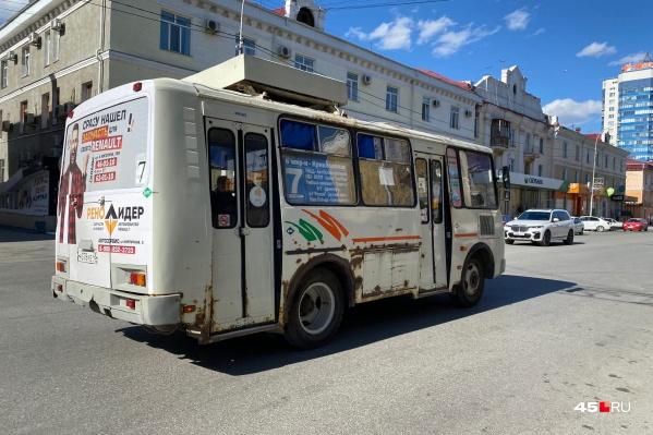Курганцы оказались недовольны тем, как автобусные маршруты проходят по новой улице Мальцева