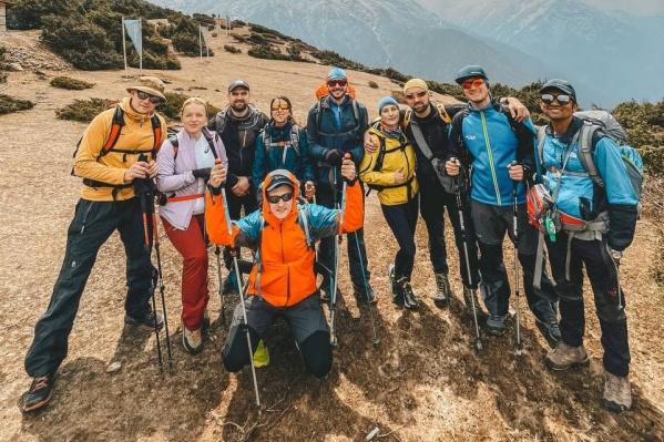 В составе группы, отправившейся в Гималаи, пять челябинцев<br>