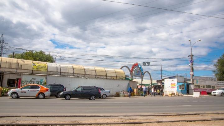Рынок с вокзалом: в Самаре построят транспортно-пересадочный узел