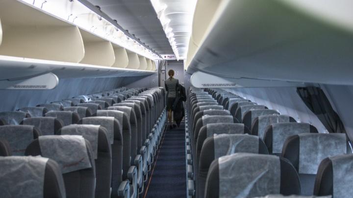 Взрывная «шутка»: в Курумоче «заминировали» самолет до Москвы
