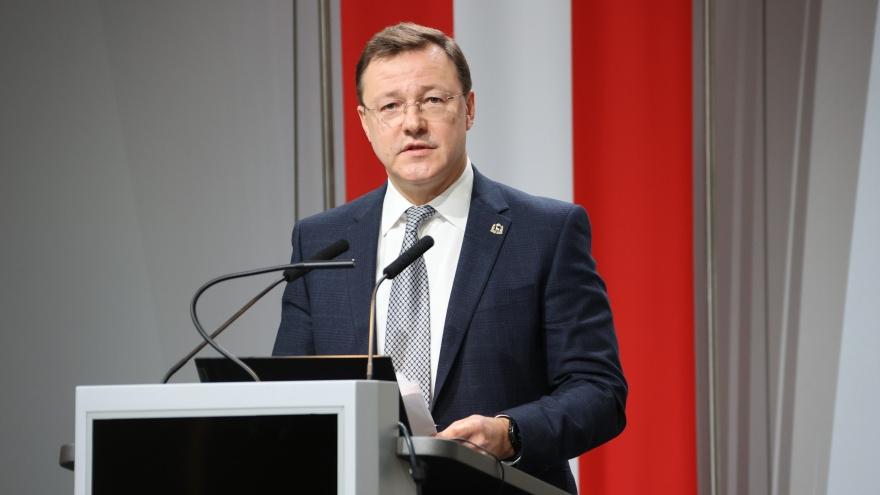 Дмитрий Азаров представил Самарскую область на международном совете в Австрии