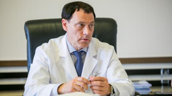 Экс-главврач онкоцентра Андрей Модестов впервые прокомментировал свое увольнение