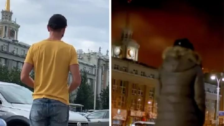 Тиктокер воссоздал на улицах города сцены из фильмов, которые снимались в Екатеринбурге