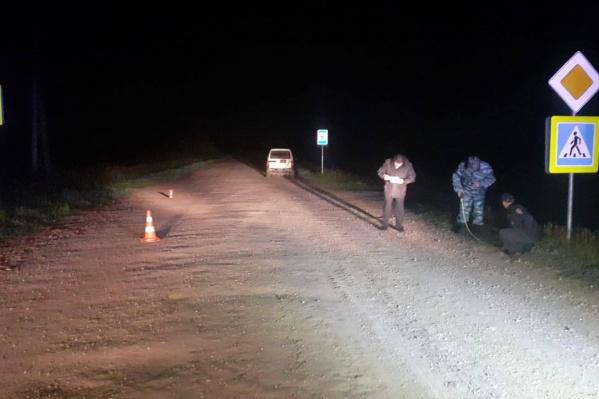 Авария произошла около полуночи накануне, 25 июля