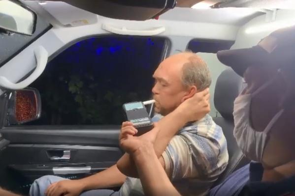 В Свердловской области полторы сотни водителей попались пьяными за рулем