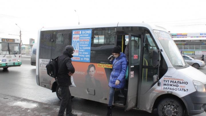 Власти пообещали увеличить количество автобусов на двух левобережных маршрутах