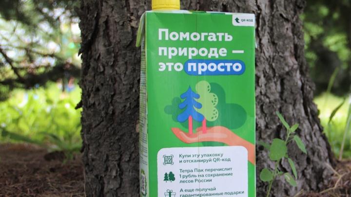 «Сады Придонья» помогли сохранить леса России
