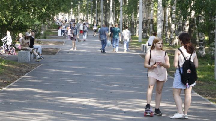 Одеваемся по-летнему: в Архангельской области грядет тридцатиградусная жара