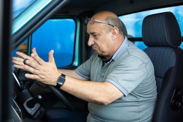 Новинка приятно удивила даже бывалых водителей
