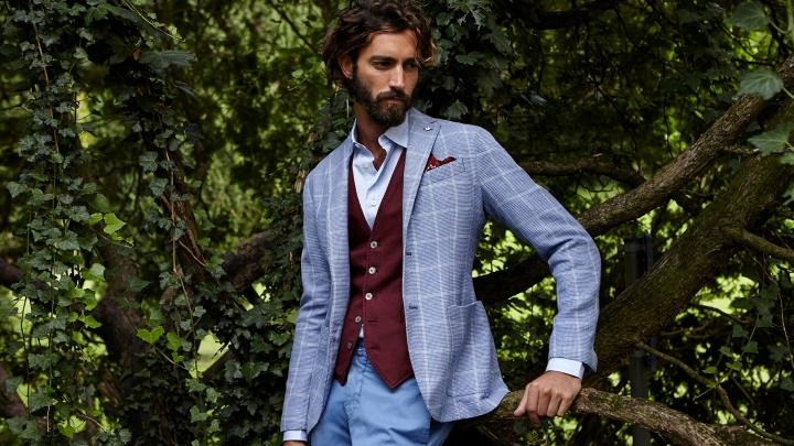 Дизайнеры одежды нашли альтернативу унылым ветровкам — теплые и модные мужские пиджаки