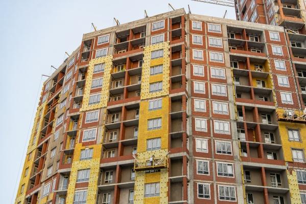 Не все новые дома строят одинаково