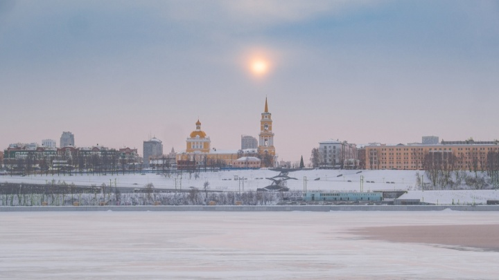 В Перми упразднили охраняемую панораму города — это тот вид, который открывается с правого берега